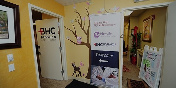 schedule a tour of the birthing center