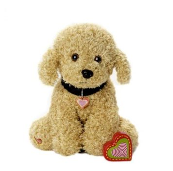 My Baby's Heartbeat Bear Doodle Puppy