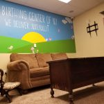 Reception Area at The Birthing Center of NY