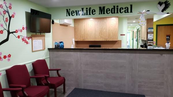 newlife medical new office