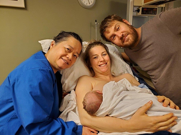 Natural Births at the Birthing Center of New York