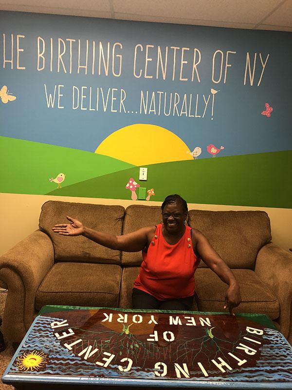 Nurse Jackie birthing center of ny